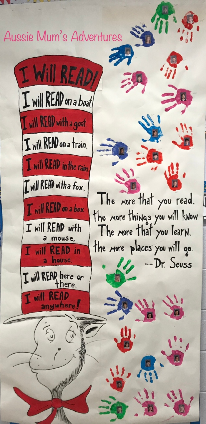 Dr. Seuss Themed, Book Week, Door Decorating